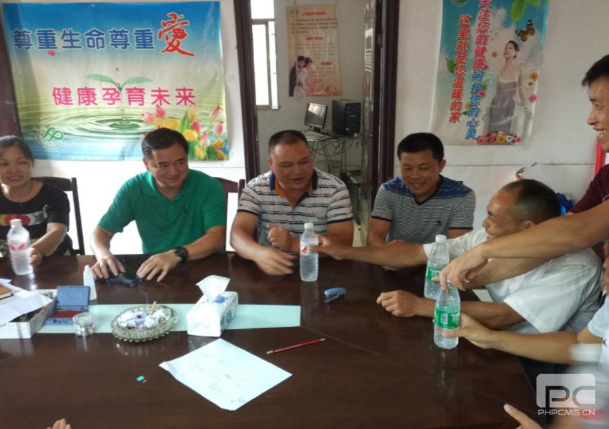 慰问暖人心——柳州市蔬菜副食品总公司科室党